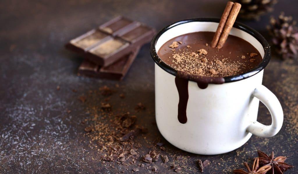 Kakao macht klug, laut neuer Studie