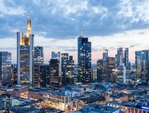 Top 3 Rooftop-Bars in Frankfurt