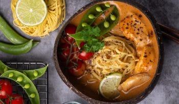 3 Top Frankfurter Thais für zu Hause