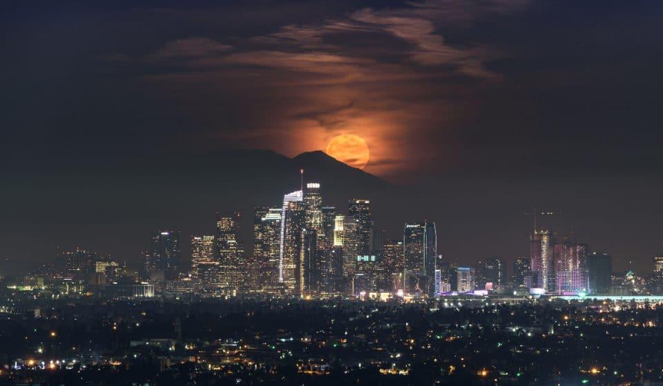 Der Supermond im Rückblick: die beeindruckendsten Fotos