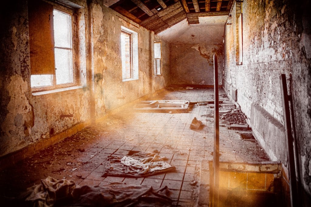 Lost Places in Frankfurt: 3 beeindruckende verlassene Gebäude