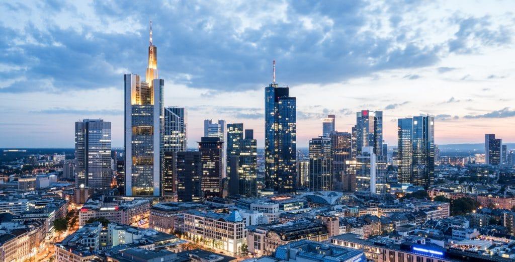 Frankfurts Skyline bekommt 2022 eine zweite Aussichtsplattform