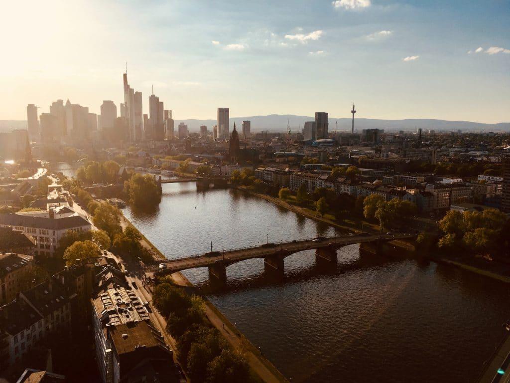 'Shadowmap': die Karte für einen heißen Sommer in Frankfurt
