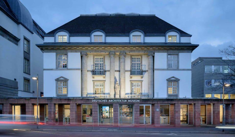 Deutsches Architekturmuseum zieht wegen Renovierungsarbeiten um