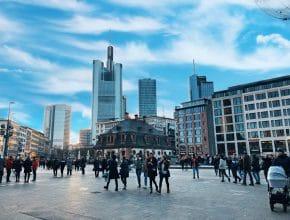 Frankfurt ist eine der 14 sichersten Städte der Welt