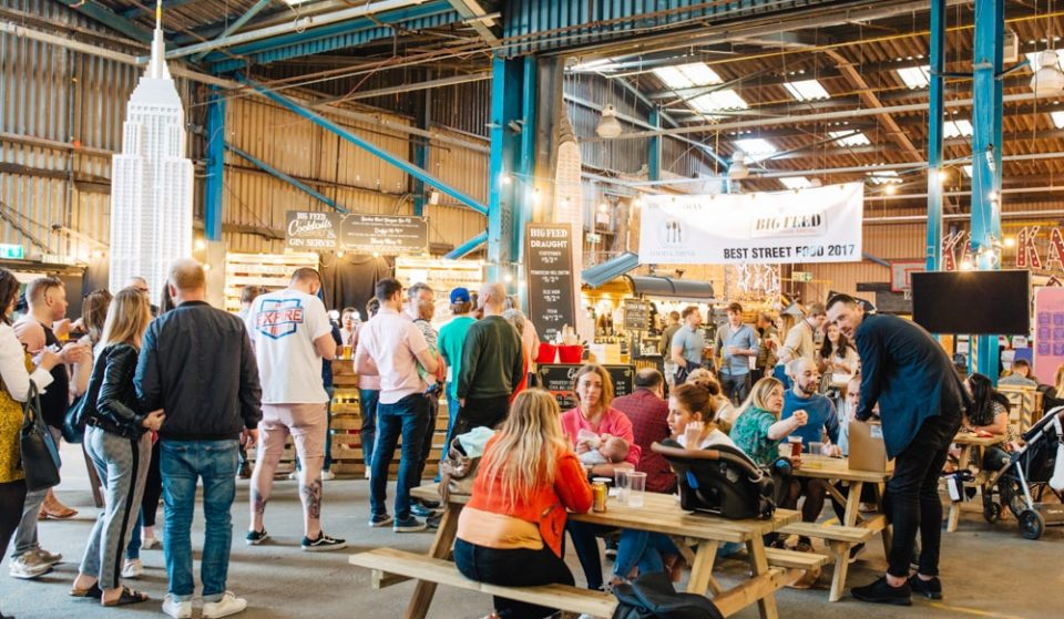 This Brilliant Street Food Market Is The Perfect Spot For Glasgow Foodies • Big Feed