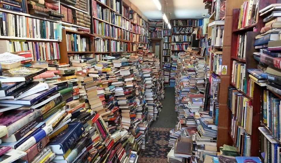 8 Glasgow Bookshops That Are Perfect For Literature Lovers