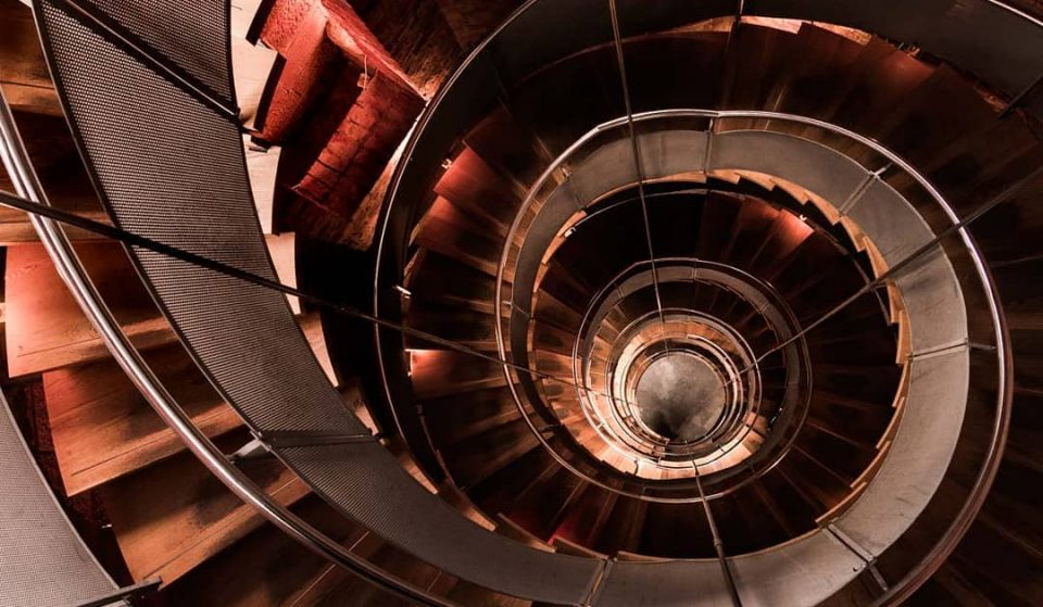 Climb This Spectacular Spiral Staircase For Panoramic Views Of Glasgow •The Lighthouse
