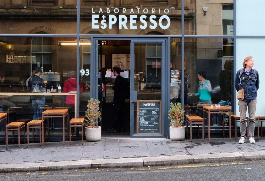 5 Of Glasgow's Best Coffee Shops For Caffeine Addicts