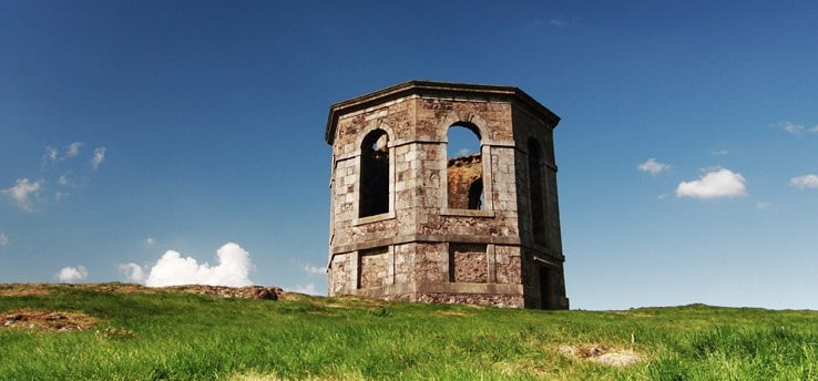 The Many Mysteries Surrounding The Octagonal-Shaped Kenmure Hill Temple