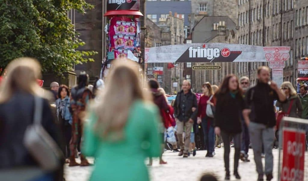 Edinburgh Festivals, Including Fringe, Have Been Cancelled Due To Coronavirus