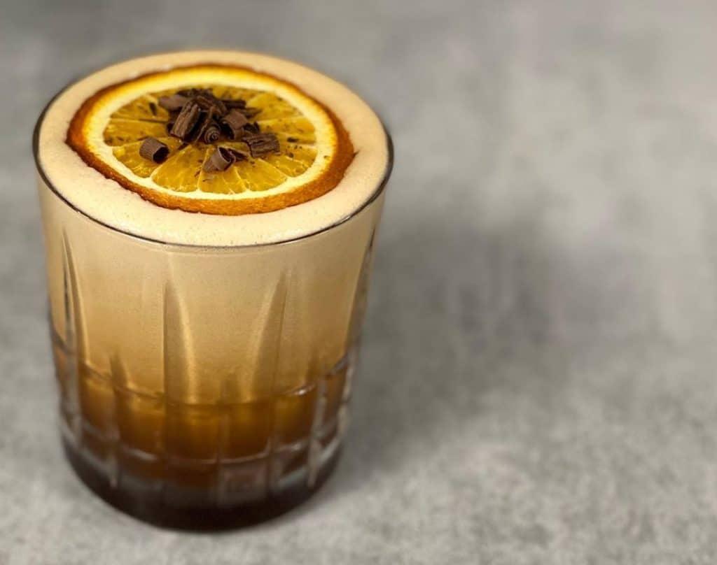 orange mocha espresso martini insomnia glasgow