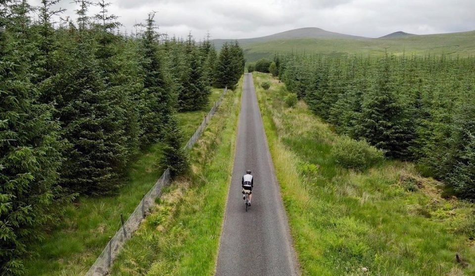 This Boozy Cycle Trail Will Whisk You Away Across Scottish Countryside