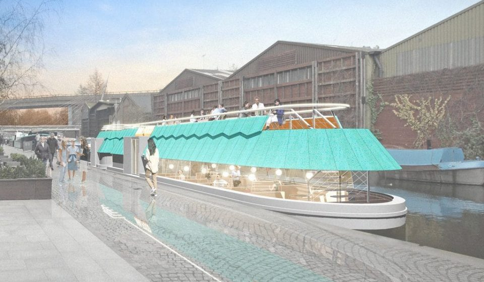 London Is Getting A Double-Decker Cheese Barge And, Frankly, We NEED One In Glasgow