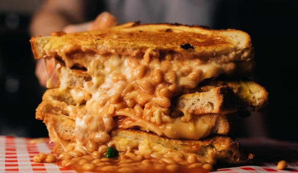 This Cheese Toastie Is What Every Glaswegian Needs Right Now