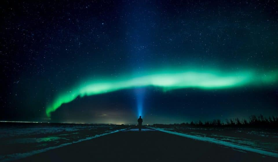 You May Be Able To Catch A Glimpse Of The Northern Lights In The UK Tonight