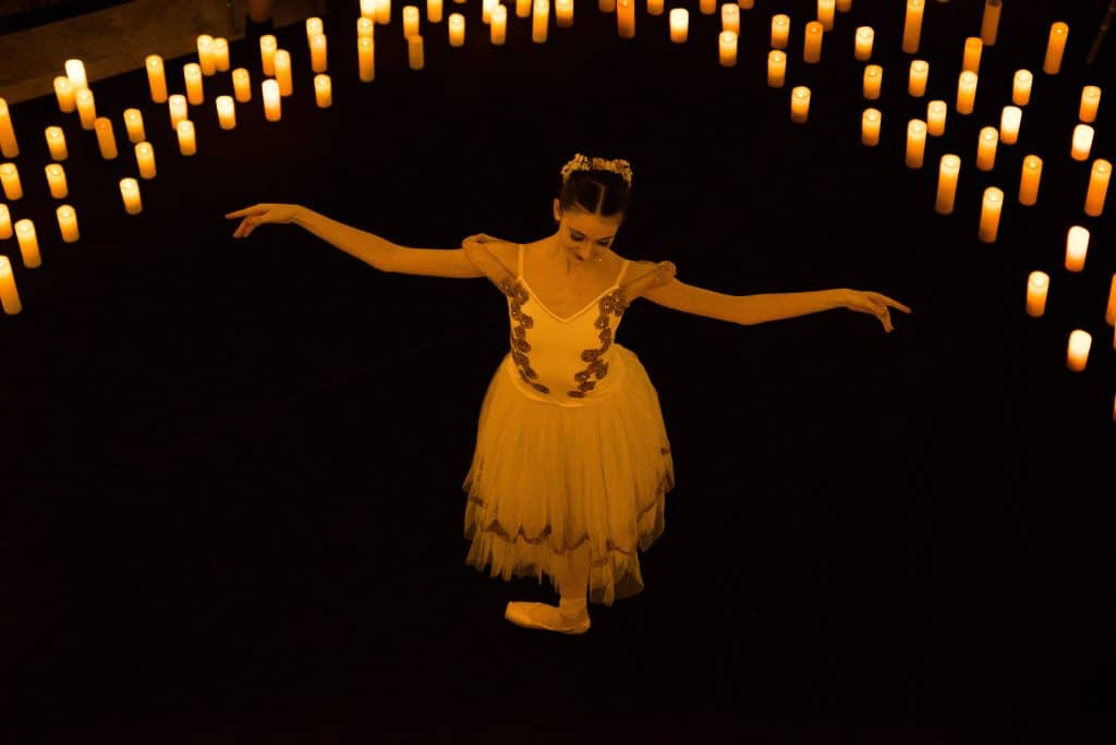 A Mesmerising Night Of Candlelit Ballet Is Coming To Glasgow