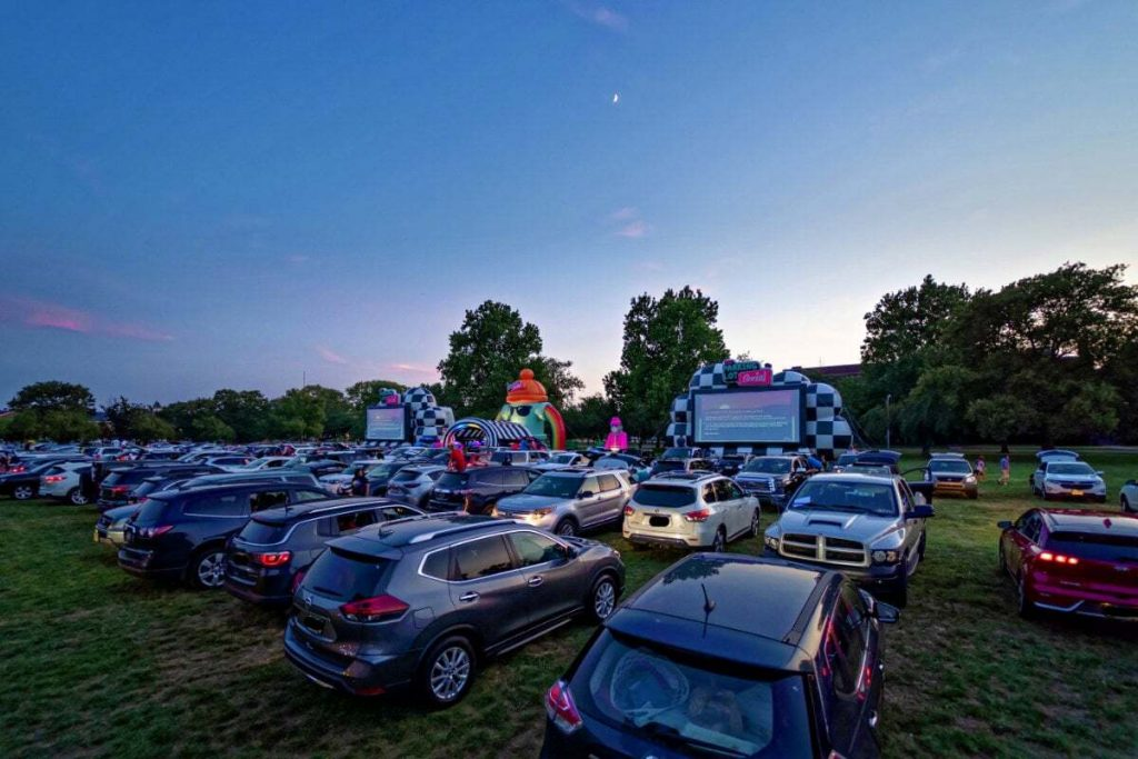 6 Delightful Drive-In Experiences In Glasgow To Look Forward To Once Lockdown's Over