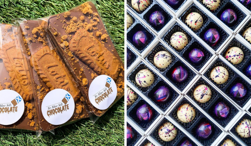 5 Of The Best Chocolate Shops In And Around Glasgow
