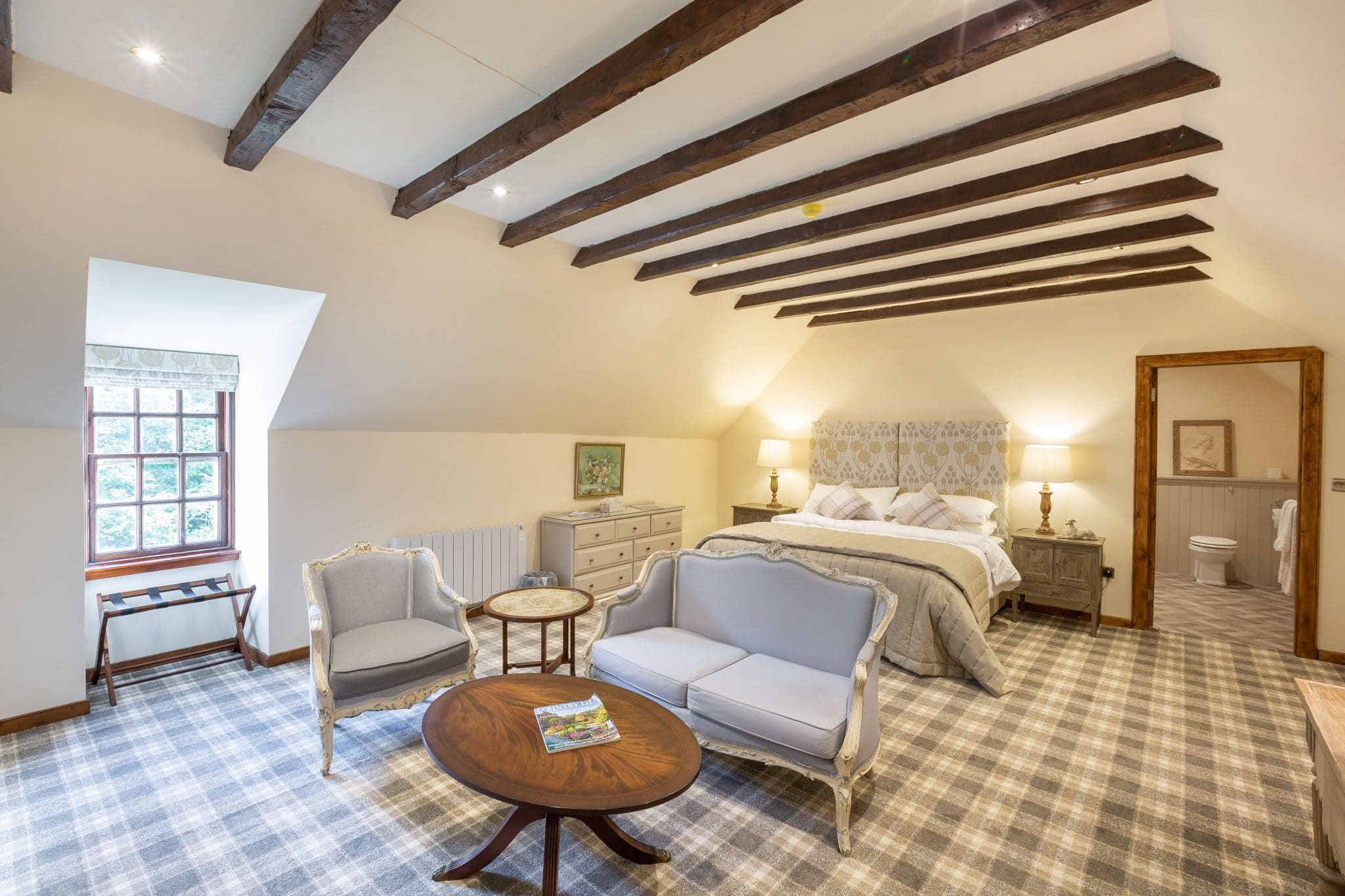rowallan-castle-bedroom