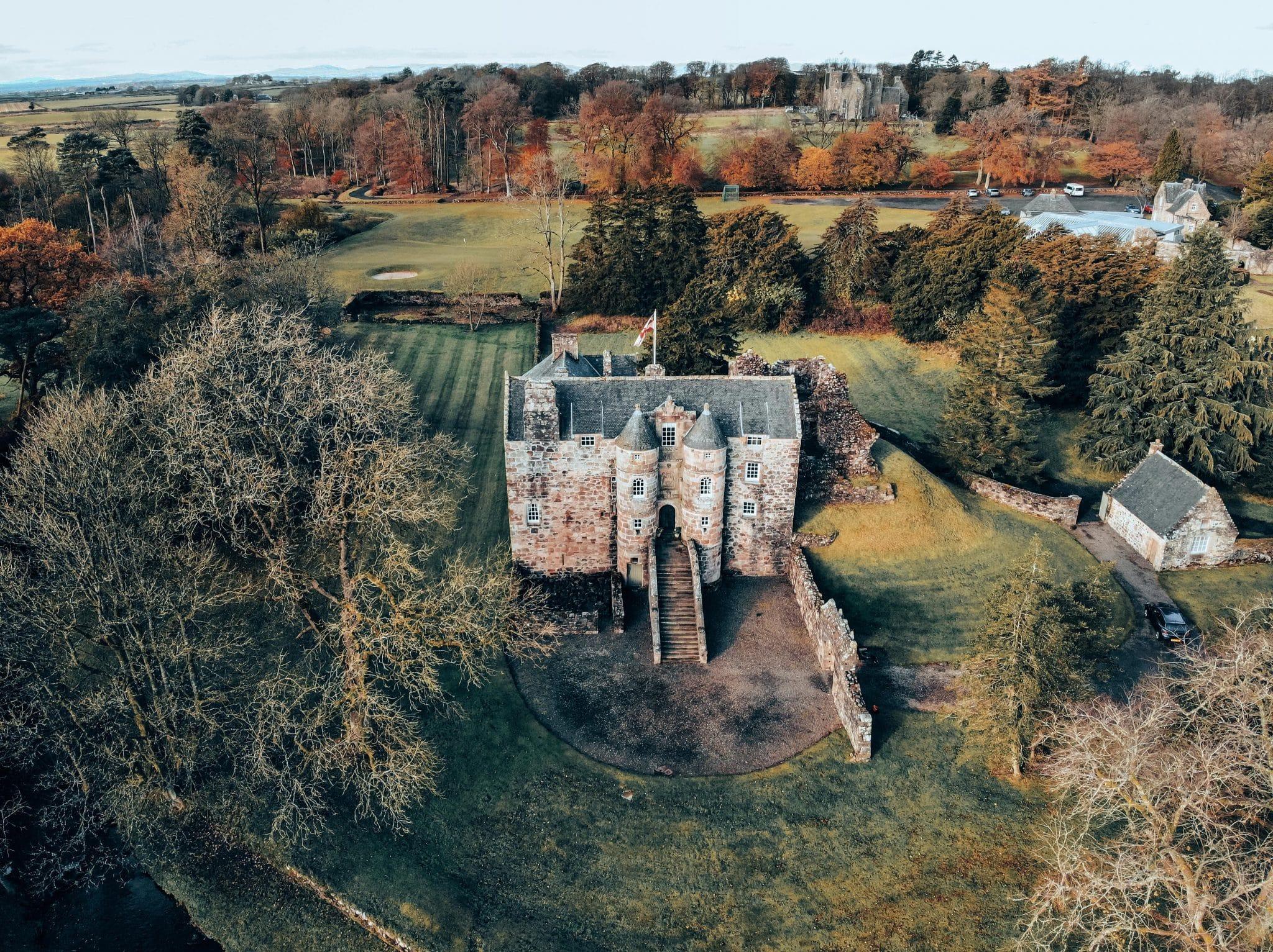 rowallan-castle-grounds