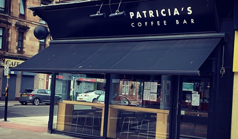 This Glasgow Coffee Bar Runs A Mental Health Cafe For The Local Community · Patricia's Coffee
