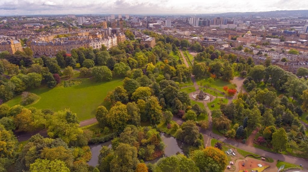 18 Million Trees Are Being Planted Across Glasgow To Tackle Climate Change