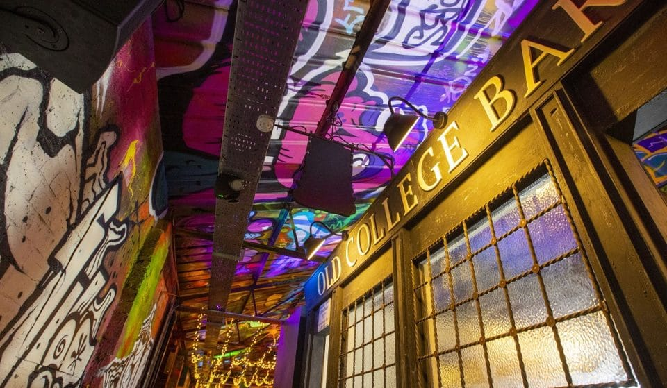 A New Crazy Golf Venue Featuring A Mini Replica Of The Old College Bar Has Opened In Glasgow