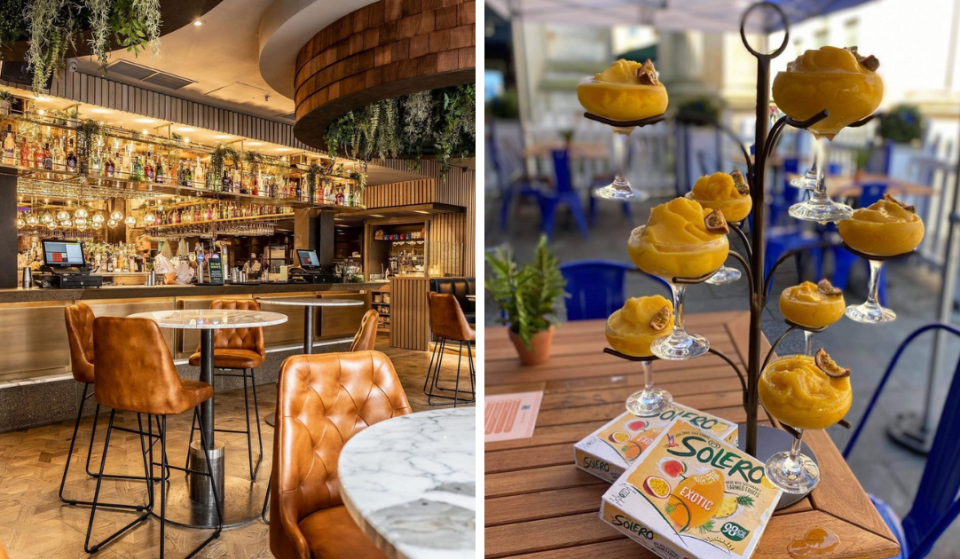 You Can Get Frozen Solero Exotic Cocktails At This Glasgow Bar, And It's The Perfect Summer Drink