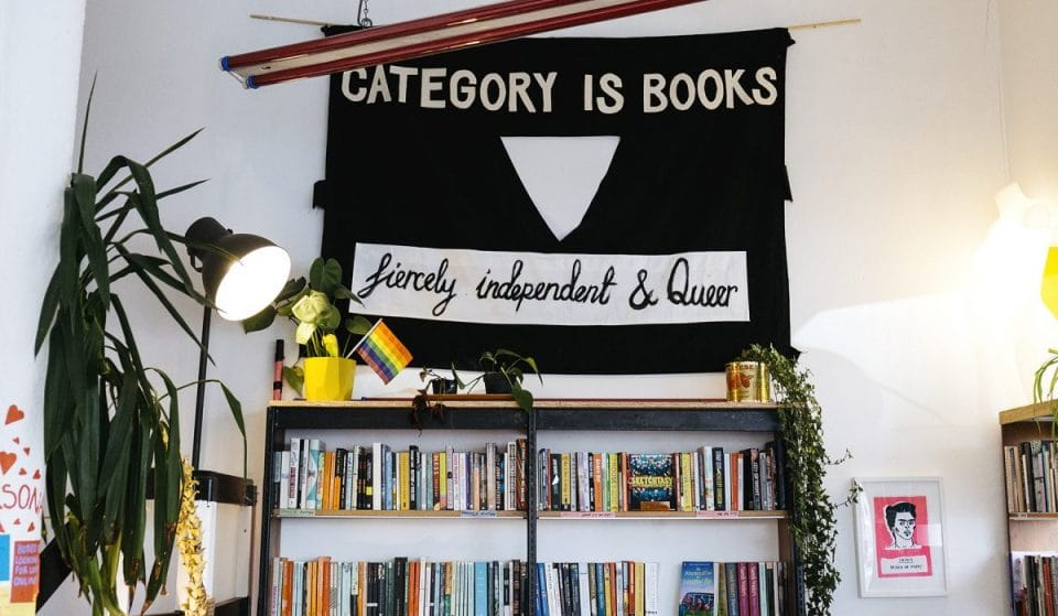 The Great Glasgow Bookshop At The Heart Of The LGBTQIA+ Rights Movement • Category Is Books