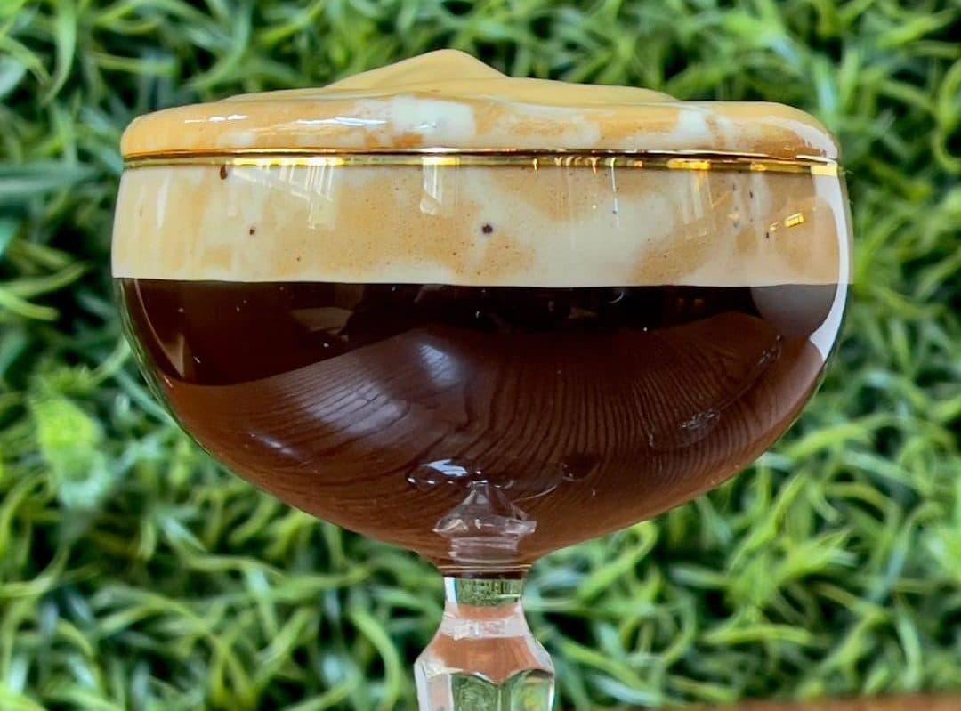 dalgona martini spiritualist