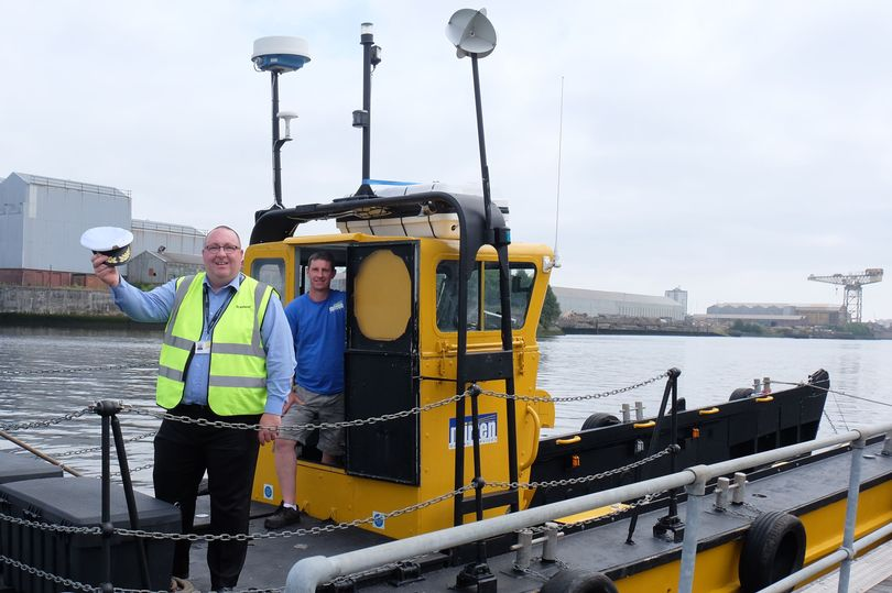 You Can Now Sail From Braehead On This New River Clyde Boat Tour