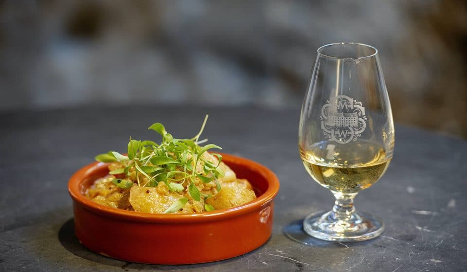 This Glasgow Café Has Teamed Up With Scotch Malt Whisky Society To Create A Pairing Menu