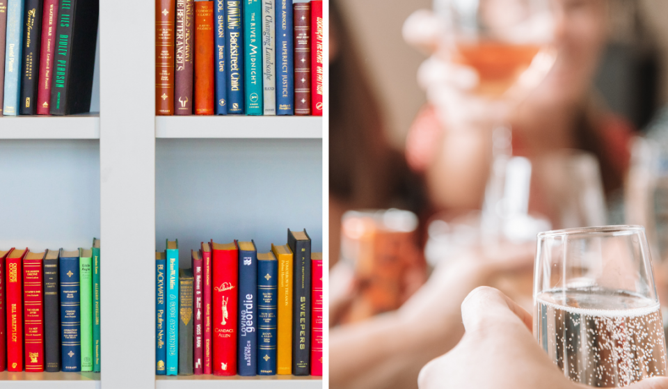 You Can Enjoy Both Booze And Books At This Brunch Event Coming To Glasgow This Autumn