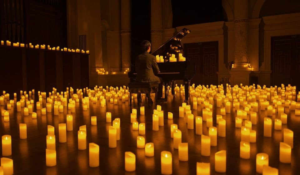 This Candlelight Piano Performance Is Lighting Up An Iconic Glasgow Venue