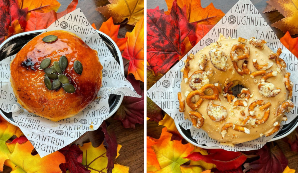 This Glasgow Doughnut Shop Has Launched Six Halloween Specials, And They're Ghoulishly Good
