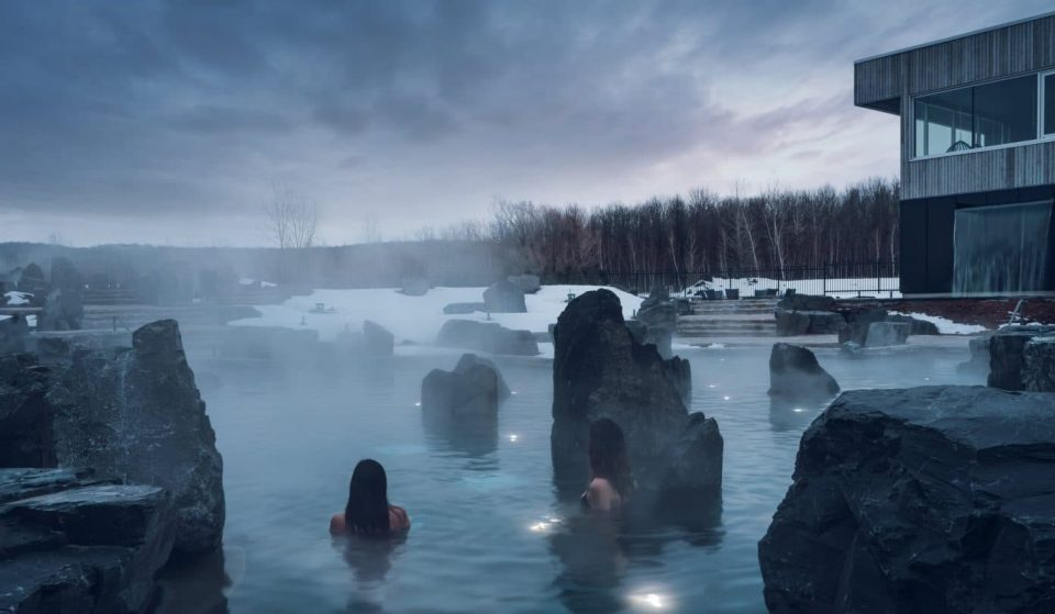 This Incredible Spa Resort Has Opened In Canada, And The Gold Coast 100% Needs One