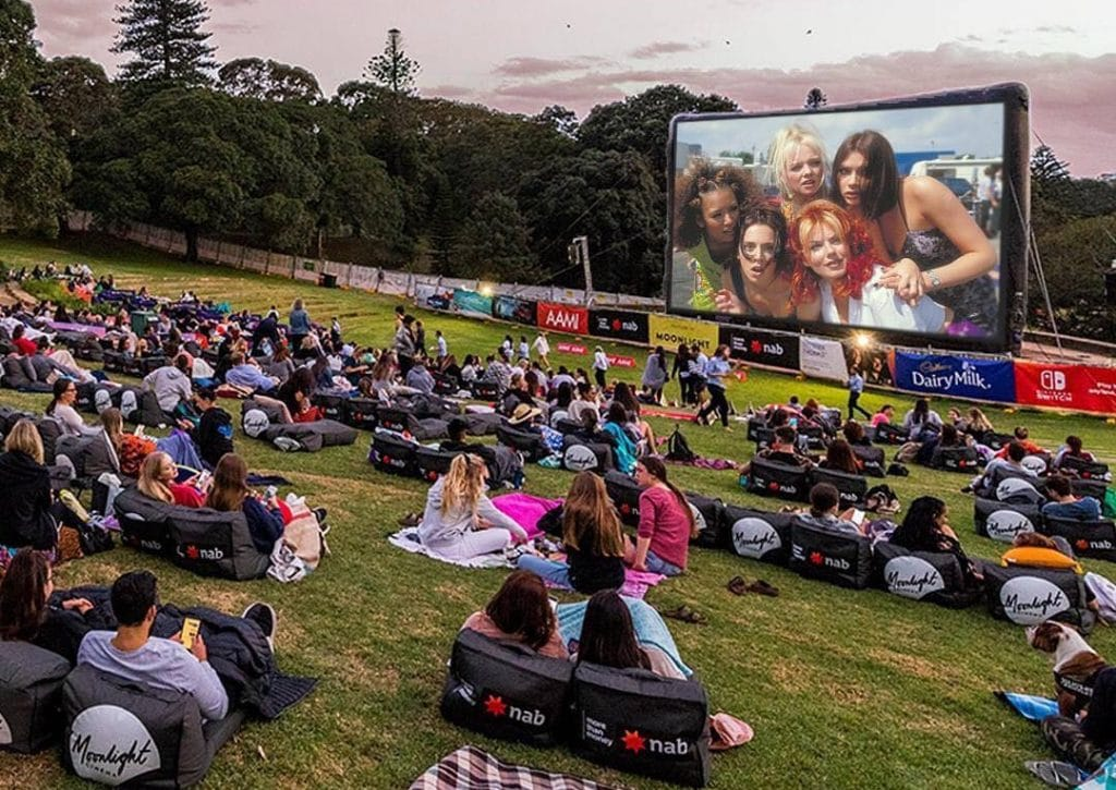 Moonlight Cinemas Are Rolling Out Nationwide And Turning 25 This Summer