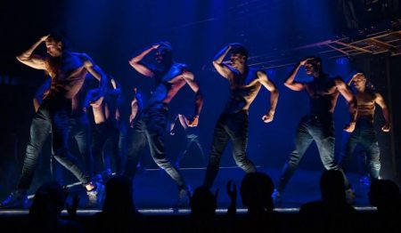 Magic Mike Live Will Be Heating Up The Stage In Brisbane This November