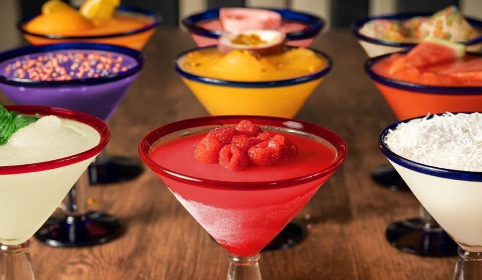You Can Win Free Margaritas For A Year By Voting In El Camino Cantina's Hottest 100 Ritas