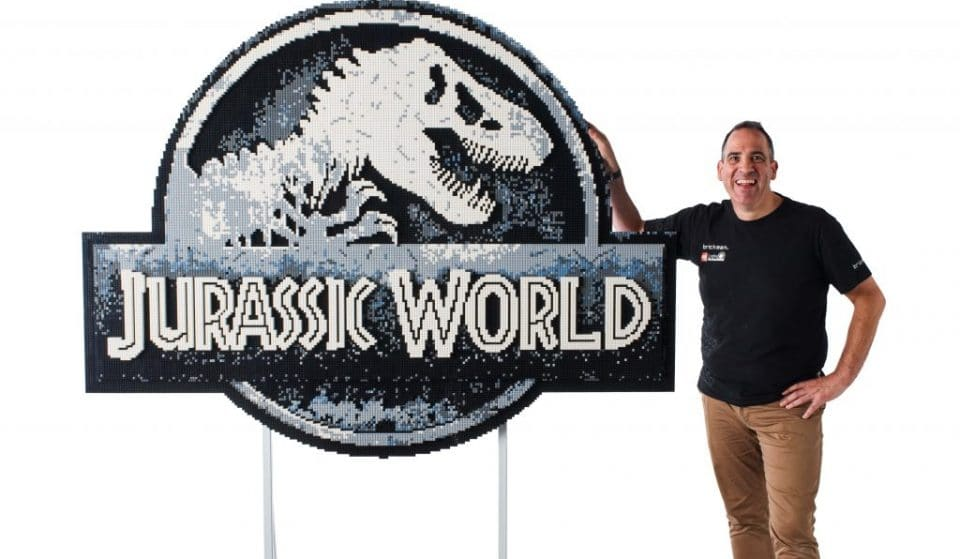 Australia's Largest Ever LEGO Experience, Jurassic World, Will Soon Be Touring Nationally
