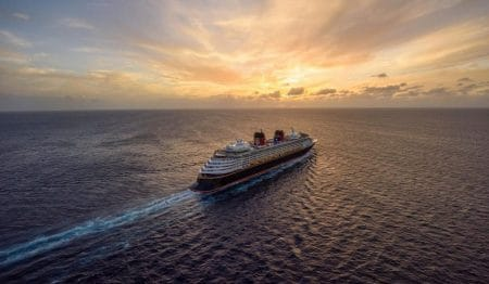 Disney Has Unveiled Their New Cruise Liner Setting Sail in 2022