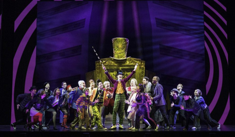Tickets To The Hit Musical Charlie And The Chocolate Factory Go On Sale This Friday
