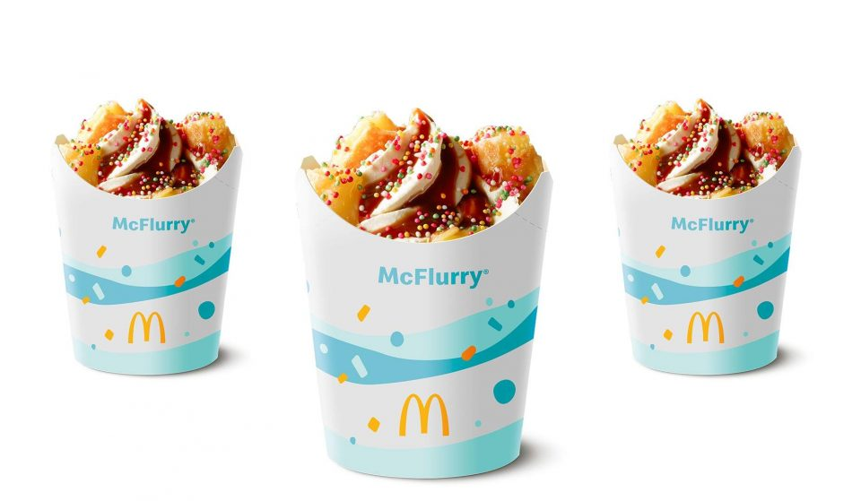 McDonald's Australia Is Launching A New McFlurry Flavour With A Super Special Ingredient