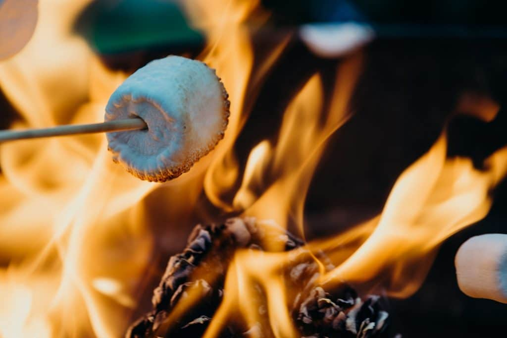 You Can Now Rent A Fire Pit By The Lake With Beers, Marshmallows And Cocktails · Robina Pavilion