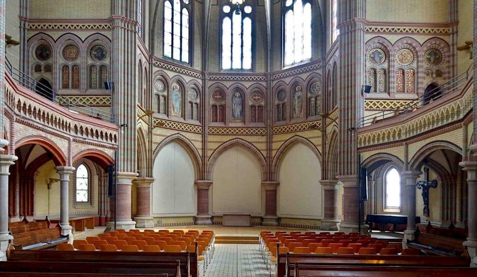 Klassische Musik bei Kerzenlicht in der Kulturkirche Altona
