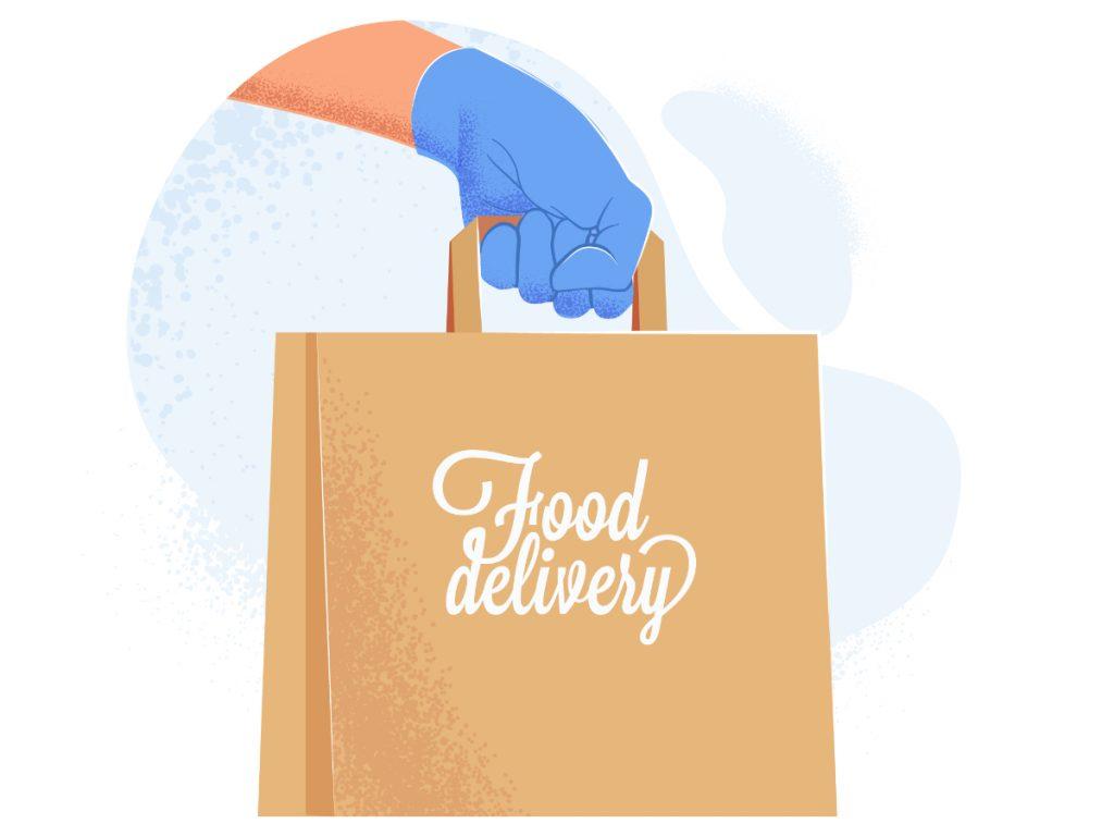 7 Takeaways und Deliveries zum Überleben des Lockdowns