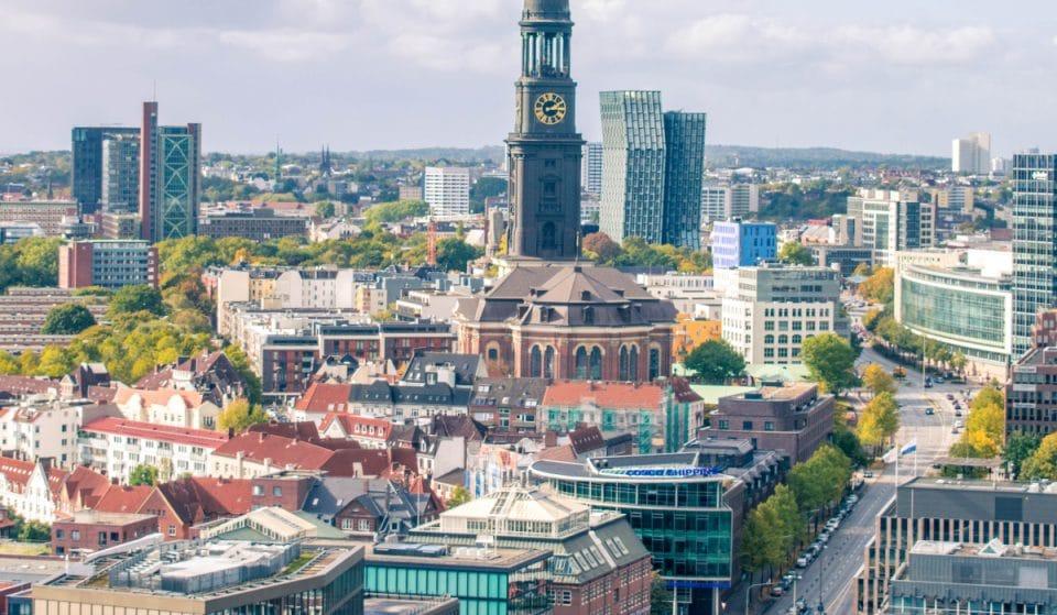 Top 3 Rooftop-Bars in Hamburg