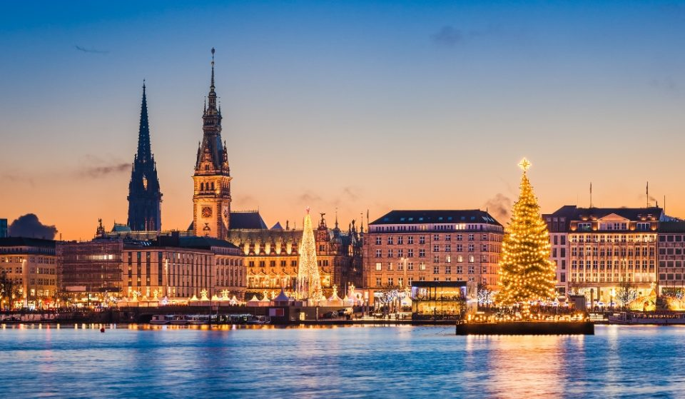 An diesen drei Orten glänzt Hamburg herrlich in der Weihnachtsbeleuchtung