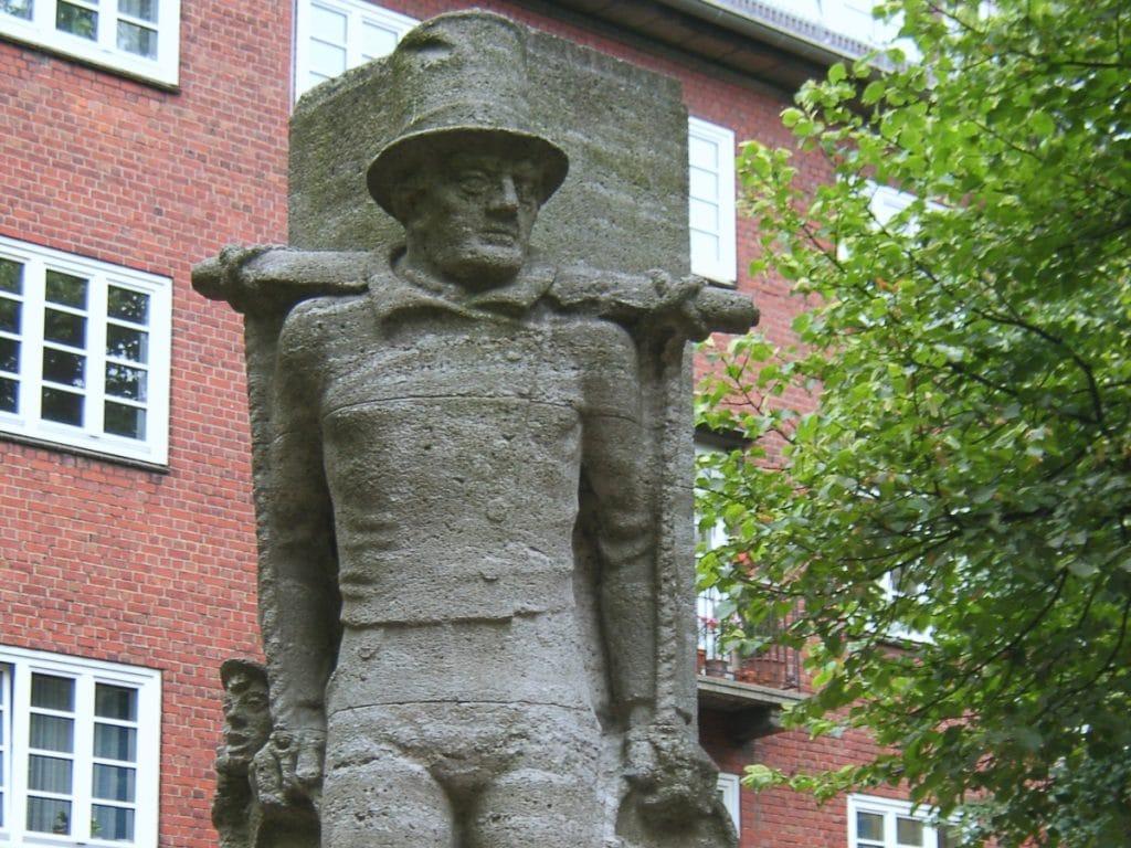 Unsere 3 Lieblingsstatuen und -Denkmäler in Hamburg